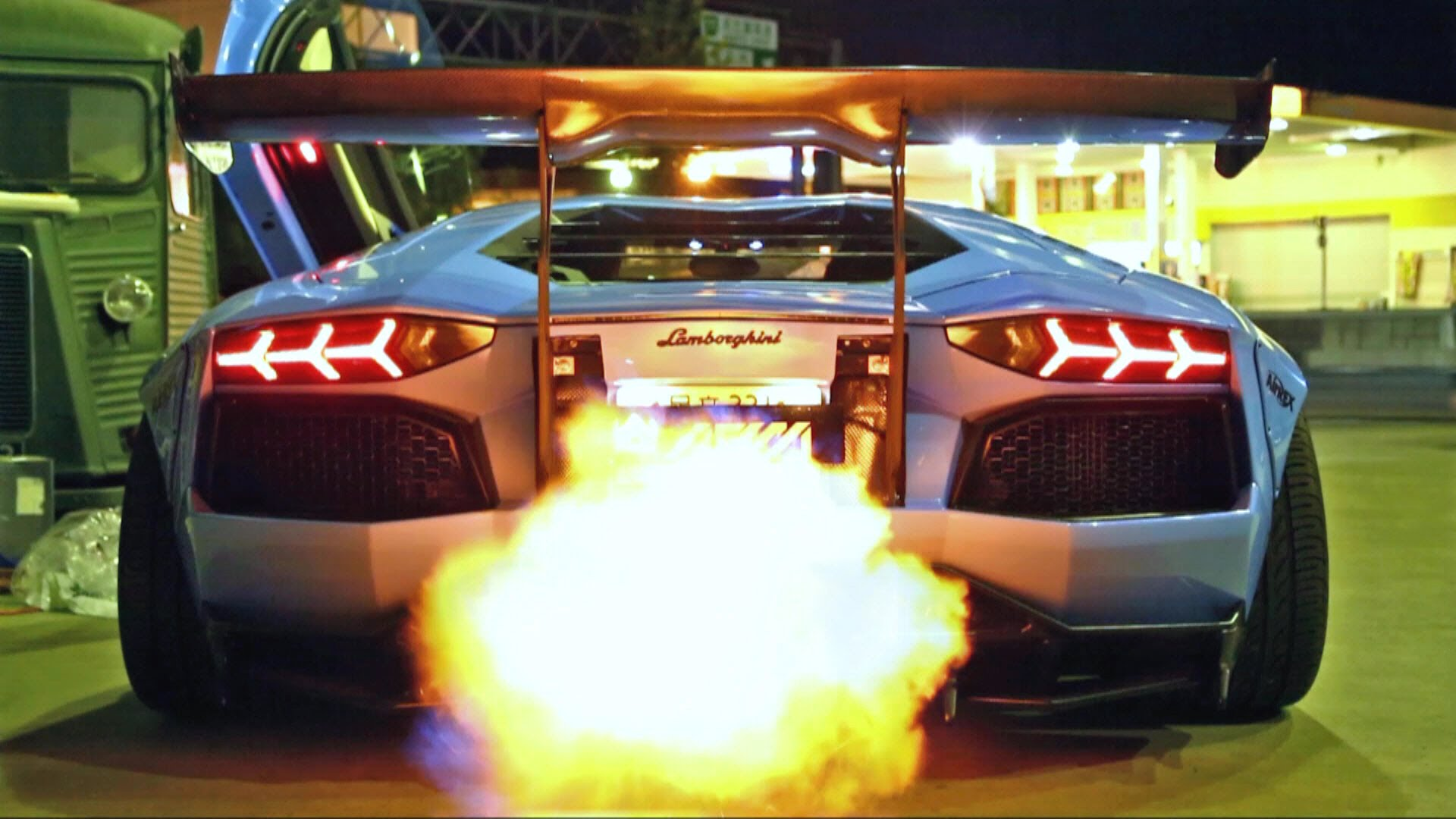 *Extended Video | Lamborghini Aventador LP720-4 | Armytrix Exhaust