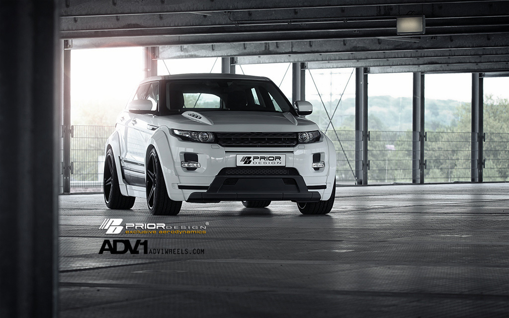 Prior Design | Range Rover Evoque Body Kit
