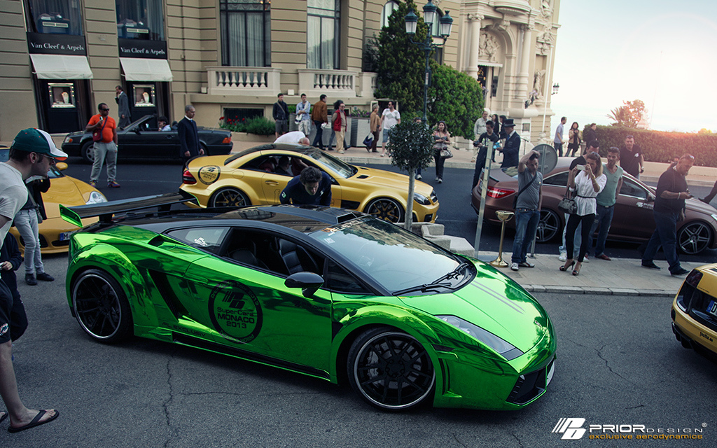 Prior Design S Lamborghini Gallardo Wide Body Kit Mppsociety