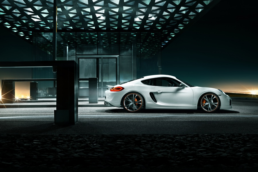 Techart | New Porsche Cayman