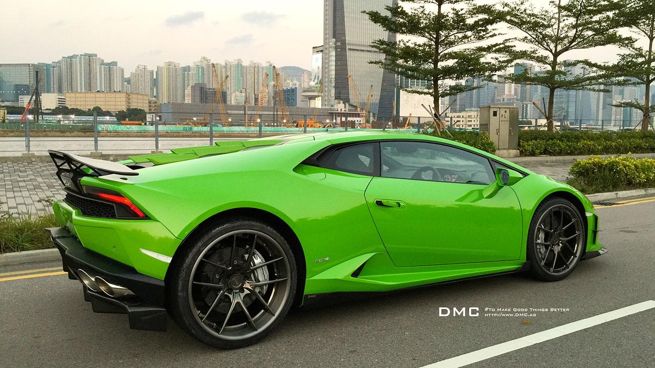 DMC Affari | Lamborghini Huracan