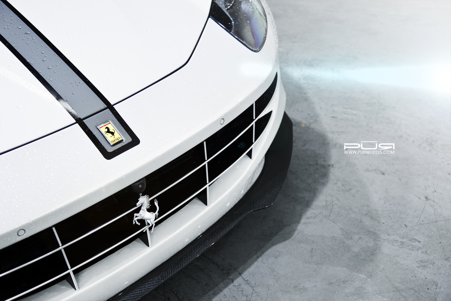 The Ferrari FF Package | PUR Aero