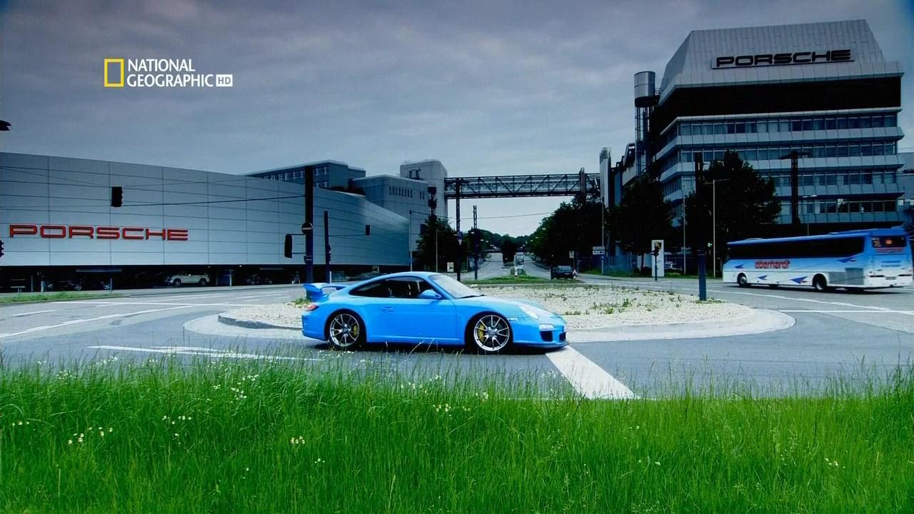 Porsche | Megafactories