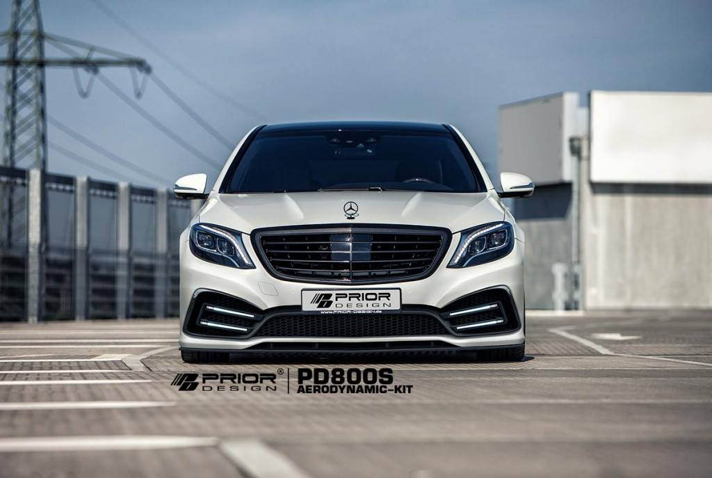 Prior Design Mercedes S Class W222 Aerodynamic Kit