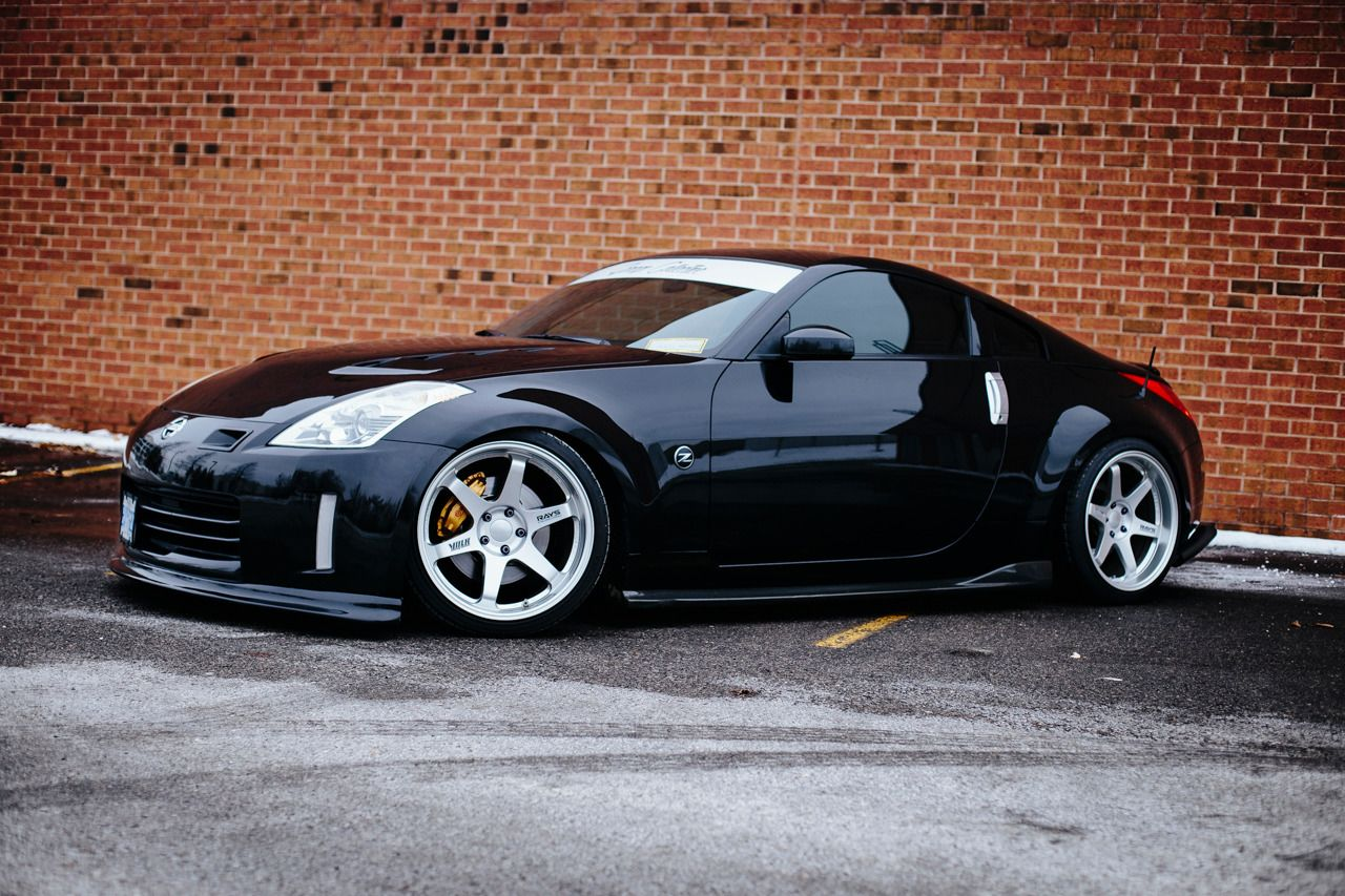 Nissan March Tuning >> AVmagneticZ Nissan 350z - MPPSOCIETY