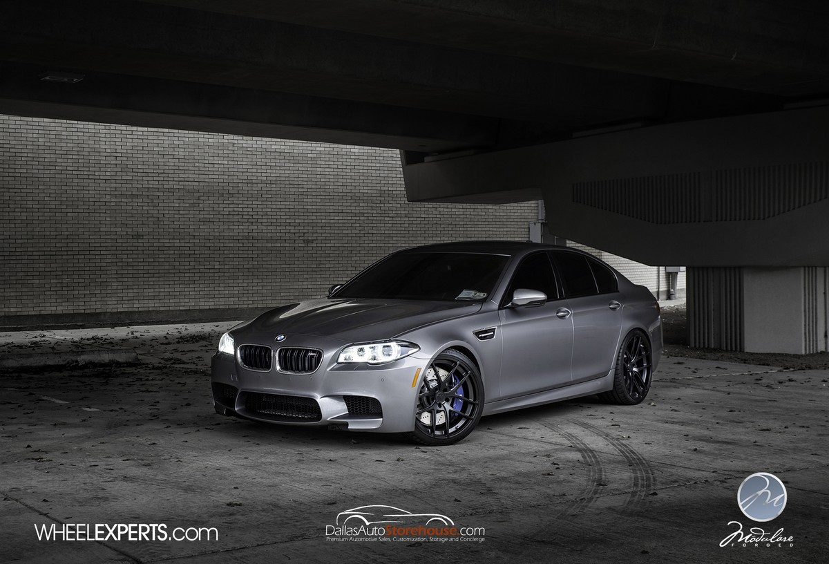 MPPSOCIETY Modulare WHeels BMW M5 (F10) 01