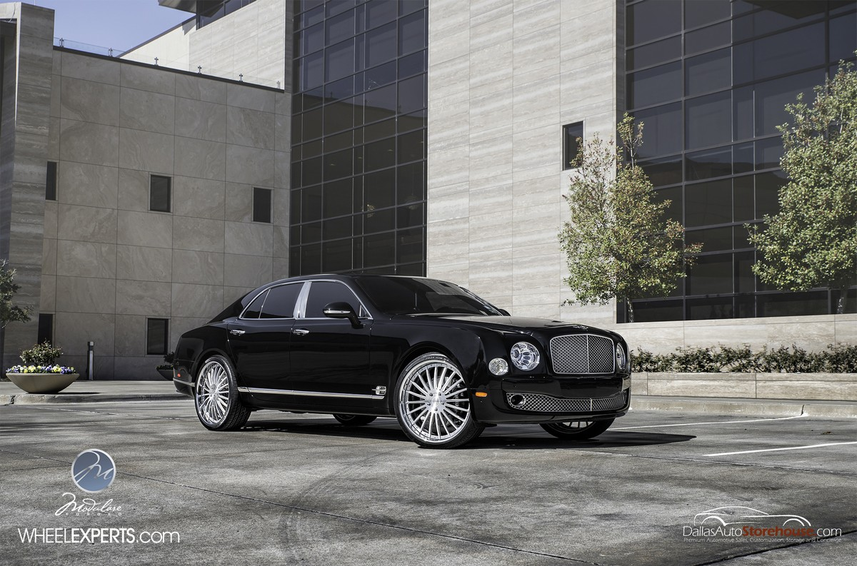 MPPSOCIETY Modulare Wheels Bentley Mulsanne 01