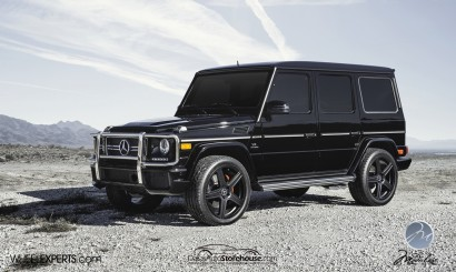 MPPSOCIETY Modulare Wheels Mercedes-Benz G63 AMG 01