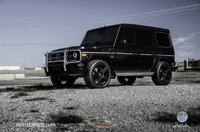 MPPSOCIETY Modulare Wheels Mercedes-Benz G63 AMG 02