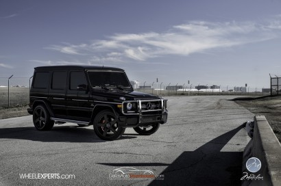 MPPSOCIETY Modulare Wheels Mercedes-Benz G63 AMG 04