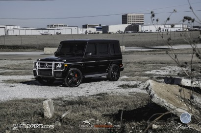 MPPSOCIETY Modulare Wheels Mercedes-Benz G63 AMG 06