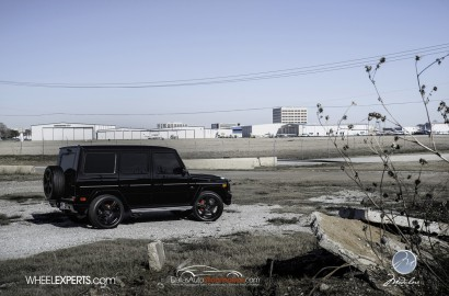 MPPSOCIETY Modulare Wheels Mercedes-Benz G63 AMG 07