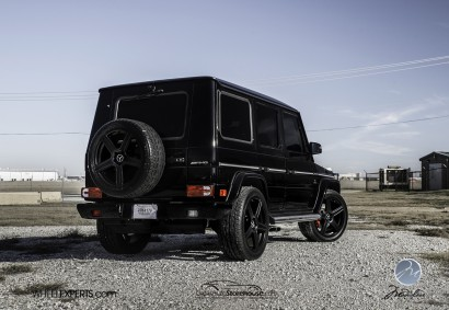 MPPSOCIETY Modulare Wheels Mercedes-Benz G63 AMG 08