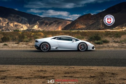 Modified Cars MPPSOCIETY HRE S101 for Lamborghini Huracan HRE Wheels 01