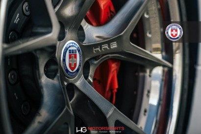 Modified Cars MPPSOCIETY HRE S101 for Lamborghini Huracan HRE Wheels 02