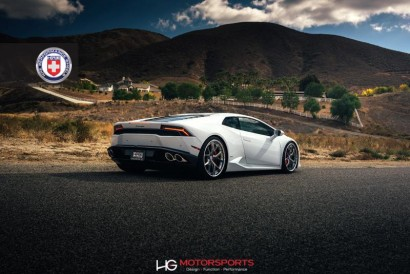 Modified Cars MPPSOCIETY HRE S101 for Lamborghini Huracan HRE Wheels 03