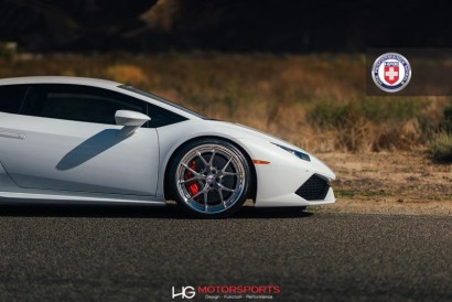 Modified Cars MPPSOCIETY HRE S101 for Lamborghini Huracan HRE Wheels 05
