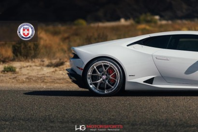 Modified Cars MPPSOCIETY HRE S101 for Lamborghini Huracan HRE Wheels 6