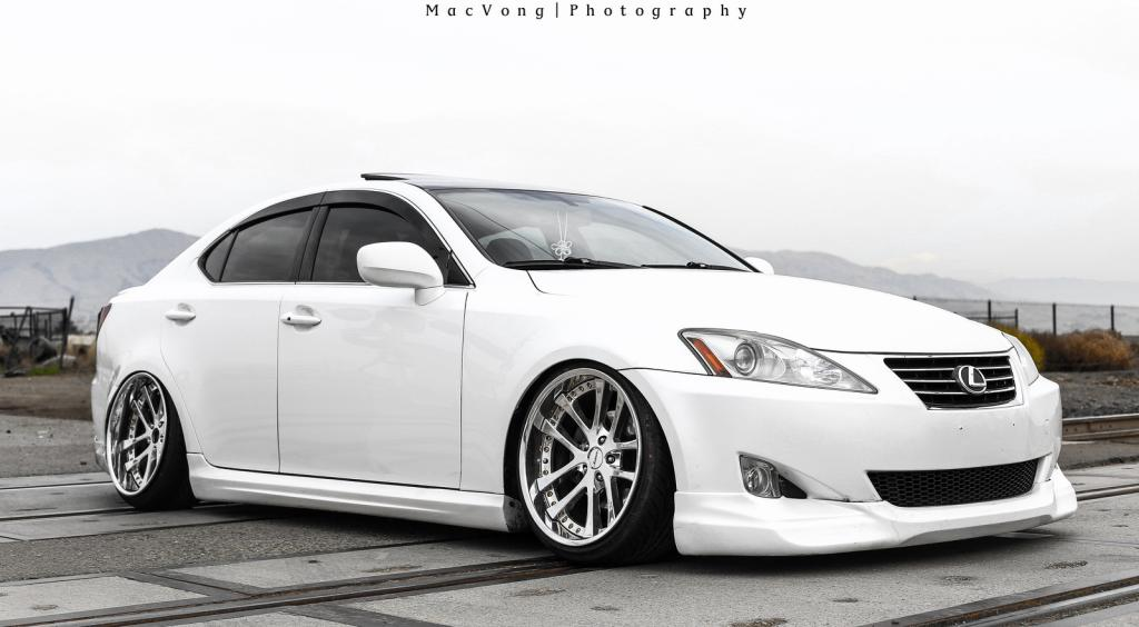 MPPSOCIETY BoyOhBoy Lexus IS250 Weds Wheels 02
