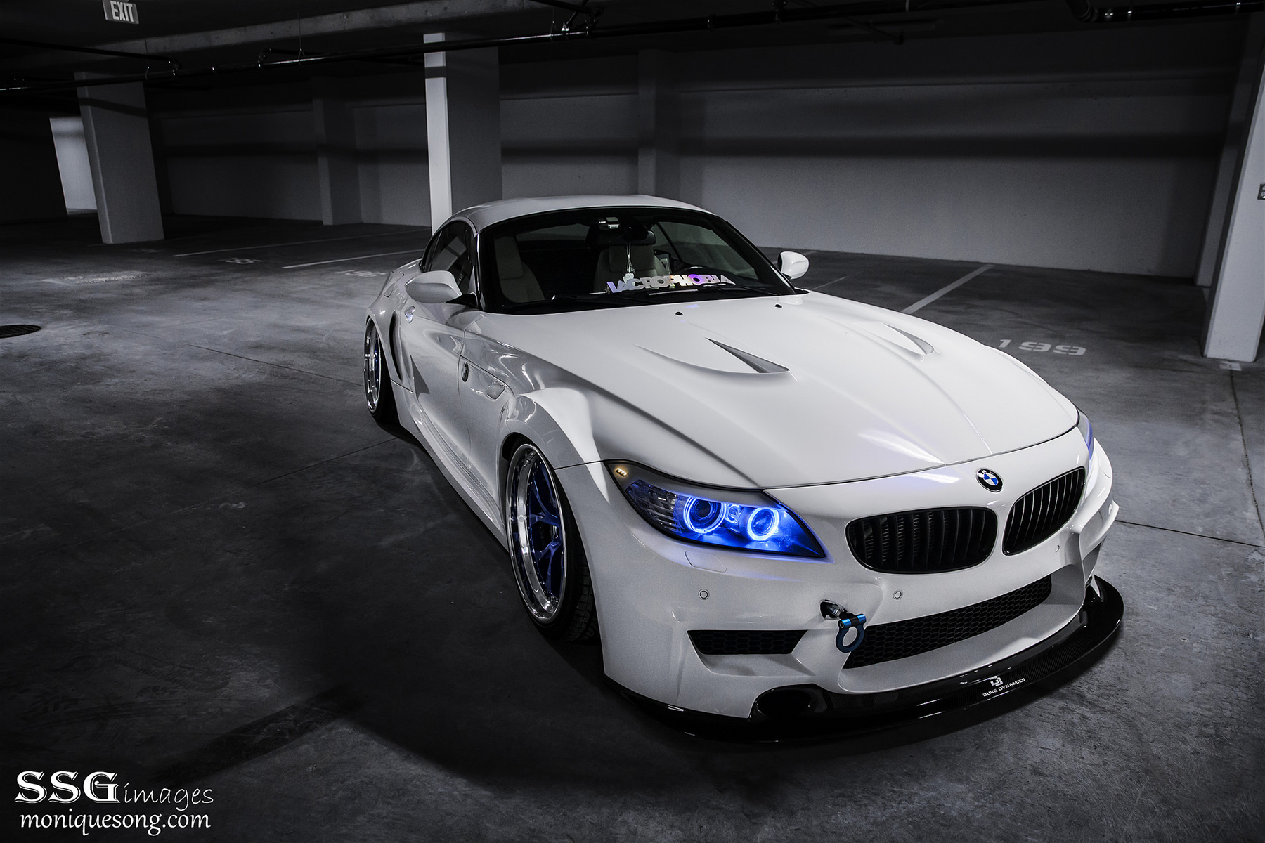Widebody Bmw Z4 Mppsociety