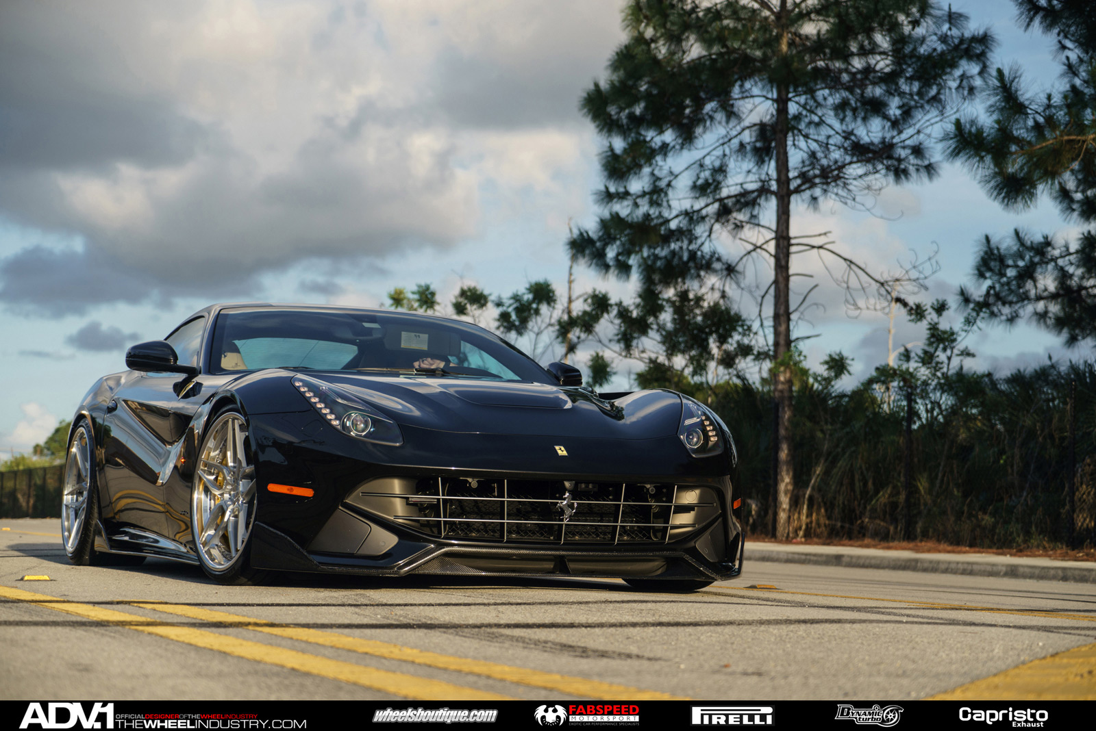 adv1_jordan ADV.1 Ferrari F12 Berlinetta ADV.1 Wheels MPPSOCIETY Modified Cars 15