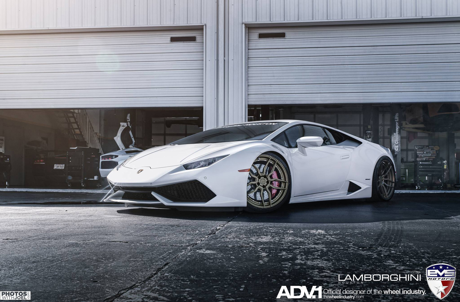 ADV.1 Lamborghini Huracan ADV.1 Wheels MPPSOCIETY Modified Cars 05
