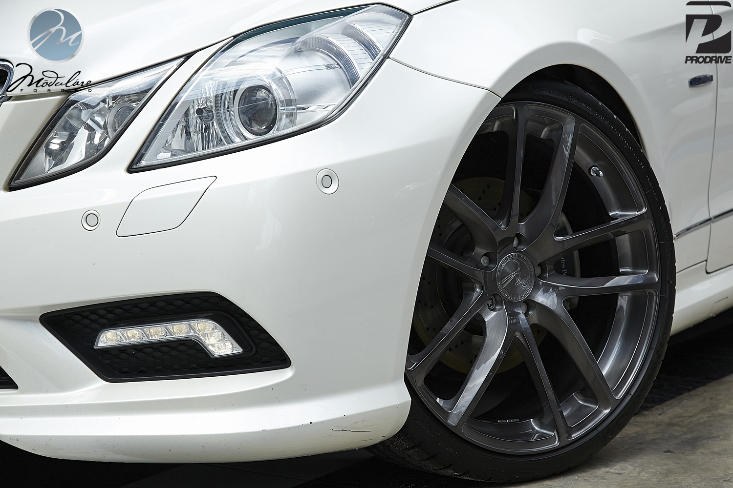 Modulare w207 cabriolet mppsociety for Mercedes benz w207