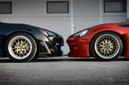 MPPSOCIETY Modified Cars Paul_GT86_dxb's Toyota GT86 Work Wheels 06