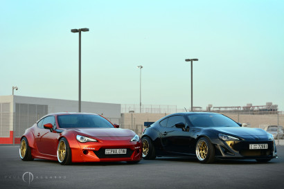 MPPSOCIETY Modified Cars Paul_GT86_dxb's Toyota GT86 Work Wheels 04