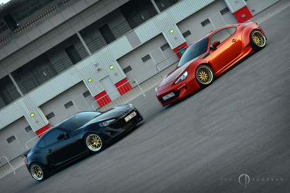 MPPSOCIETY Modified Cars Paul_GT86_dxb's Toyota GT86 Work Wheels 02