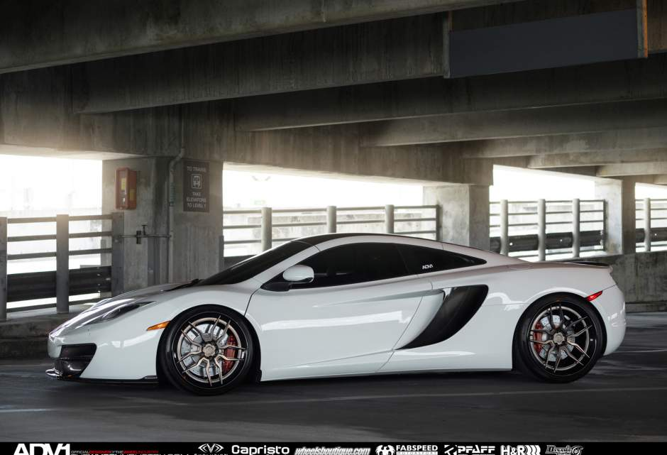 MPPSOCIETY Modified Cars ADV.1 MCLAREN MP4-12C 08