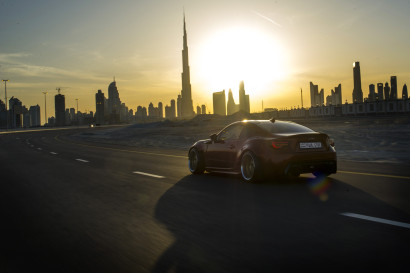 MPPSOCIETY Modified Cars Paul_GT86_dxb's Toyota GT86 Work Wheels 12