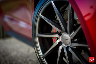 MPPSOCIETY Ford Mustang GT 50th Anniversary Vossen Wheels 03