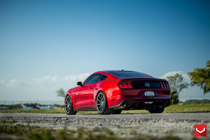 MPPSOCIETY Ford Mustang GT 50th Anniversary Vossen Wheels 04