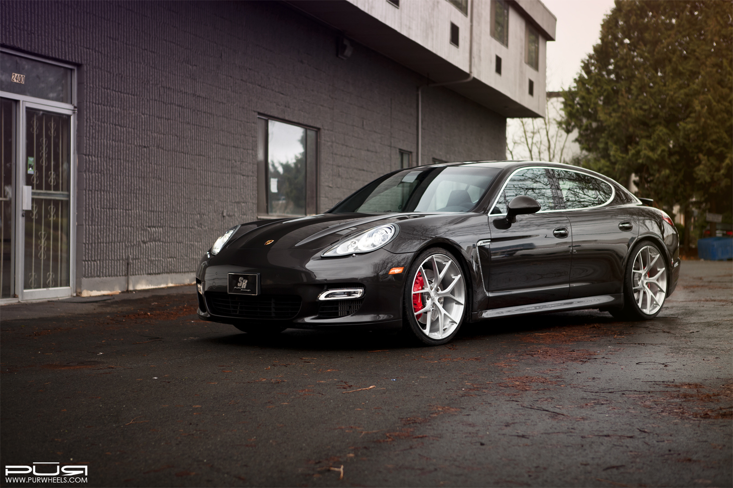 PUR Wheels Porsche Panamera Turbo MPPSOCIETY 05