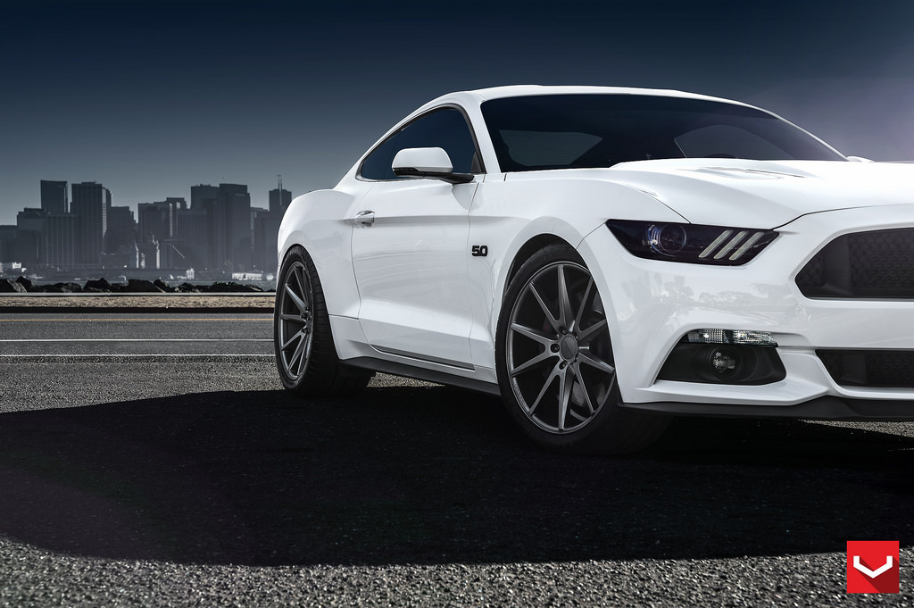 ford mustang vossen wheels - photo #6