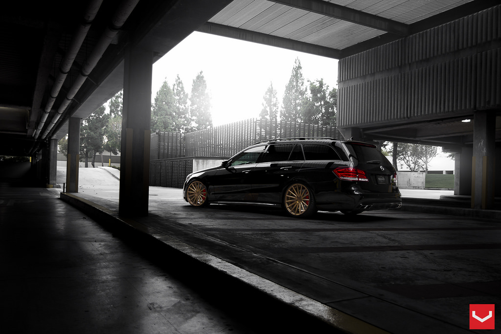 Vossen Mercedes E63 S AMG Estate - MPPSOCIETY