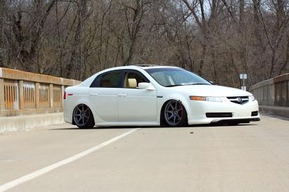 MPPSOCIETY Znoggin's Acura TL MB Wheels 01