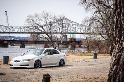MPPSOCIETY Znoggin's Acura TL MB Wheels 02