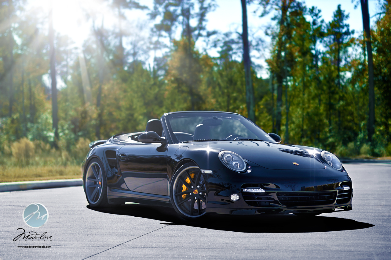 MPPSOCIETY Modulare Porsche 997 Turbo S Cabriolet 1