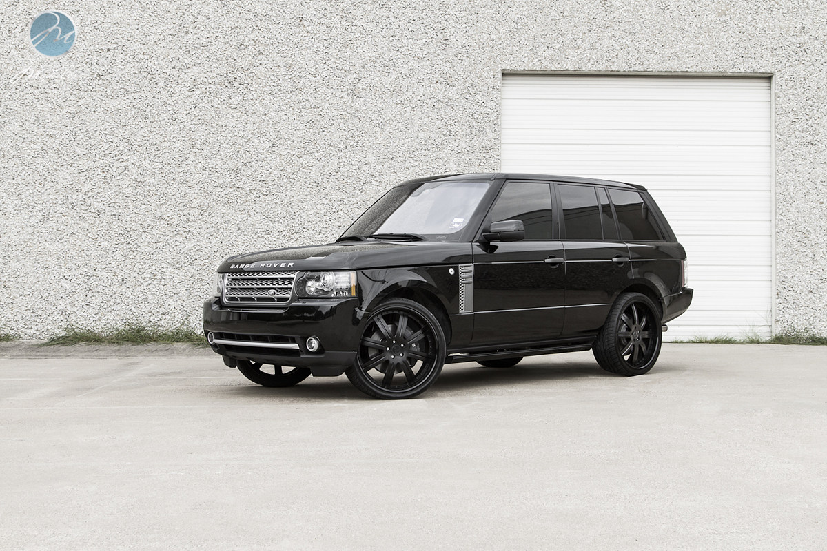 MPPSOCIETY Modulare Range Rover Supercharged 7