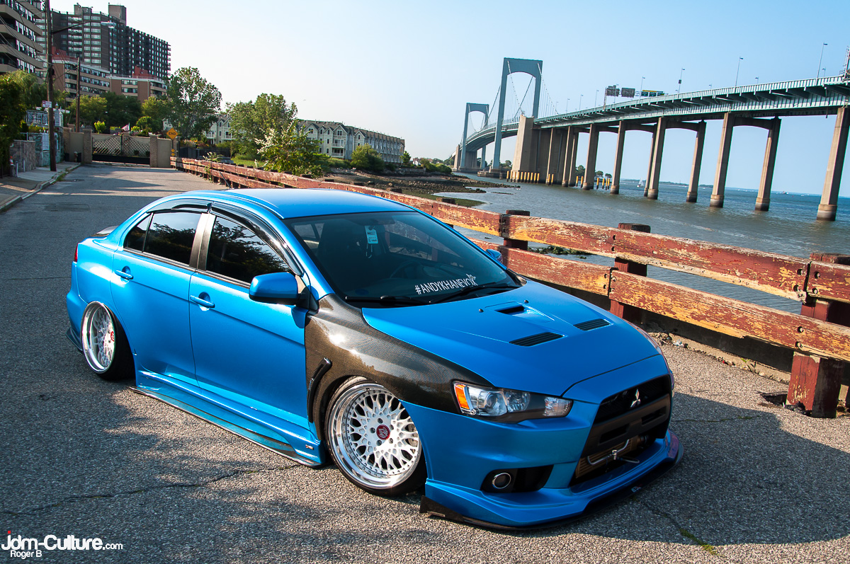 MPPSOCIETY Modified Cars Andykhanevox Mitsubishi Evo X VIP Modular 05