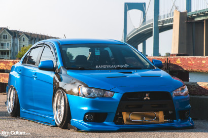 MPPSOCIETY Modified Cars Andykhanevox Mitsubishi Evo X VIP Modular 07