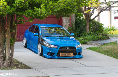 MPPSOCIETY Modified Cars Andykhanevox Mitsubishi Evo X VIP Modular 11