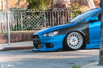 MPPSOCIETY Modified Cars Andykhanevox Mitsubishi Evo X VIP Modular 12