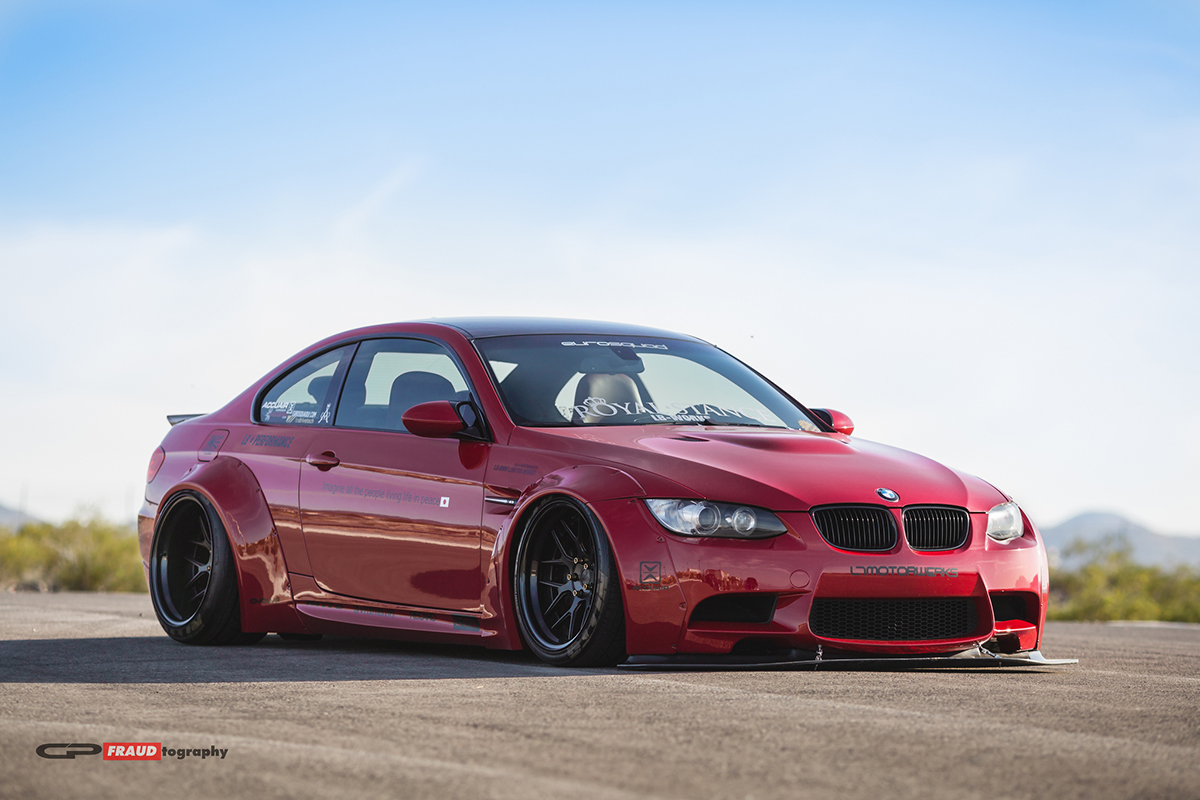Djnickygs Liberty Walk Bmw M3 Mppsociety