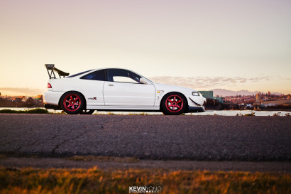 MPPSOCIETY Modified Cars Kevinyongphoto's Integra Type R DC2 Volk Racing TE37 01
