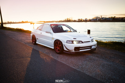 MPPSOCIETY Modified Cars Kevinyongphoto's Integra Type R DC2 Volk Racing TE37 03