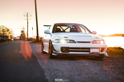 MPPSOCIETY Modified Cars Kevinyongphoto's Integra Type R DC2 Volk Racing TE37 04
