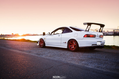 MPPSOCIETY Modified Cars Kevinyongphoto's Integra Type R DC2 Volk Racing TE37 05